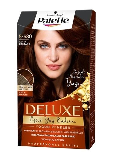 Palette Palette Deluxe 5680 Kalıcı  Umber Sarı